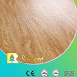 8.3mm Embossed Hand Scraped Hickory Waxed Edge Laminating Flooring