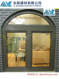Hot Salse Outward Opening Aluminum Casement Window