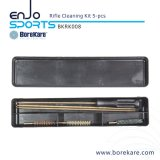 5-PCS Hunting Gun Cleaning Rifle Kit/Cleaner