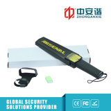 High Sensitivity Non-Blind Area Hand Held Portable Metal Detector