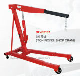 3 Ton Fixing Shop Crane with CE Approval