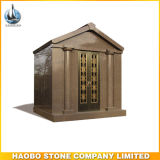 Factory Direct Funeral Granite Family Mausoleum