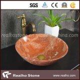 Rosso Antico Marble Handwash Basin
