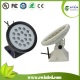 Aluminum Alloy Full Color LED Wall Washer with DMX