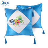 100%Polyester Soft 41*41cm Print Transfer Plain Sublimation Pillow Case