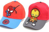 Fashion Breathable Baseball Sport Mesh Hat Trucker Cap with 3D Embroidery Pattern Cartoon