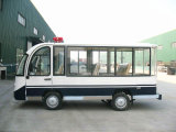 China Electric Mini Bus/Car Electric Tram for Sale with Aluminum Hard Door, Eg6088kf