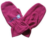 Wholesale Knitted Warm Polar Fleece Gloves/Mittens