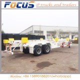 40-60t Terminal Trailer/ Mafi Trailer/ Roll Roll Trailer for Container Port Operate