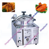Table Type Electric Bakery Equipment Pressure Fryer