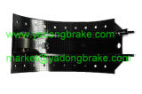 BPW Heavy Duty Brake Shoe OEM 05.091.27.83.0/05.090.27.06.0/0509127830/0509027060