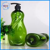 1000ml Personal Care Pet Empty Shampoo Plastic Bottles