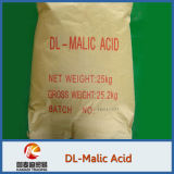 White or Nearly White Dl-Malic Acid for Food Grade