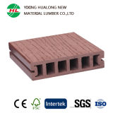 Hollow WPC Decking for Outdoor (HLM60)
