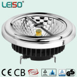 Leiso Patent Scob LED AR111 with Halogen Size