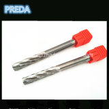 Solid Carbide 4/6 Flutes Spiral Flutes Reamers for Aluminium Machining