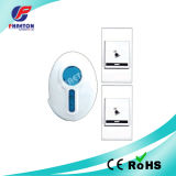 Wireless Doorbell with Two Waterproof Button