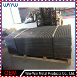 Best Prices Construction Galvanized Black Welded Wire Fence Mesh Panel