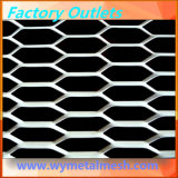 Expanded Metal for Walkway Grating