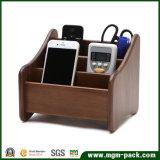 High Quality Stationery Solid Wood Storage Box