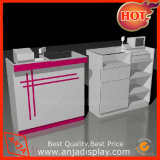 Shop Counter Desk Cashier Desk Wooden Furniture