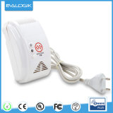 Z-Wave Gas Leak Detector of Wall Type Chargeable