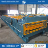Double Layer Roll Forming Machine One Machine for Two Profiles