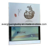 Car Advertising 10.1inch Touch Screen Video Card