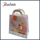 Customize with Die Cut Handle & 3D Baby Gift Paper Bags