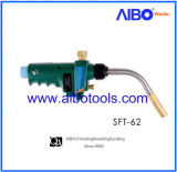 Brass Nozzle Heating Torch with Ignition and Hose (SFT-62)