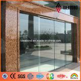 Ideabond Attractive 1220*2440mm Stone Marble Finish Aluminum Composite Panel (ACP)