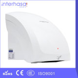 Wall-Mounted Mini Colorful Automatic Intelligent Hotel Hot/ Cold Wind Factory Hand Dryer