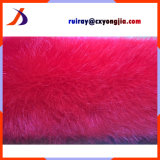 Cool Colored Man Made Fox Fur Garment Fox Collar Fabric