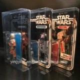 New Star Wars Hasbro 40th Anniversary 6 Inch Figure Display Case