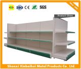 High Quality Chrome Plated European Type Supermarket Shelf