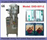 2 Lanes Sauce Filling and Packing Machine