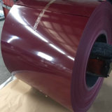 0.14mm-0.8mm Color Coated Galvanized Steel Sheet PPGI Steel Coil