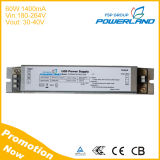 Ce TUV Constant Current LED Driver 60W 1400mA