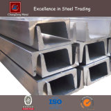 Q235B Galvanized C Channel Steel with 6m Length (CZ-C26)