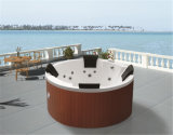 Removable Pillows Portable Circular Outdoor Massage SPA Whirlpool Bathtub