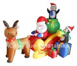 2015 New Hot Christmas Inflatable for Christmas Decoration (CYAD-1468)