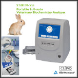 Medical Equipment Ce/ISO Approved Automatic Veterinary Biochemistry Analyzer