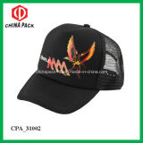 Promotional Cheap Black Trucker Caps (CPA_31024)