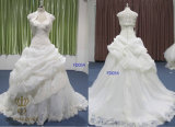 2016 New Arrival Lace Wedding Dress Ball Gown with Jacket