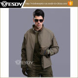 Outdoor Commander Softshell Waterproof Windproof Coat Military Officer Jacket