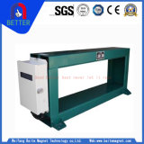 ISO/Ce Certification Gjt Series Canvas Belt Type Metal Detector for Iron Ore/Magneti Materials
