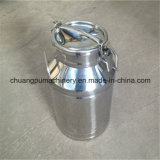 30L Stainless Steel Milk Bucket for Cow Milk