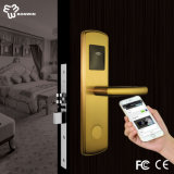 Wireless Zigbee Smart WiFi Door Lock Support Mobile Control