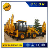 Silon Brand Mini Wheel Backhoe Loader with Good Price (WZ30-25)