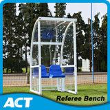 2 Seater European Design Soccer Substitute Bench for Sale